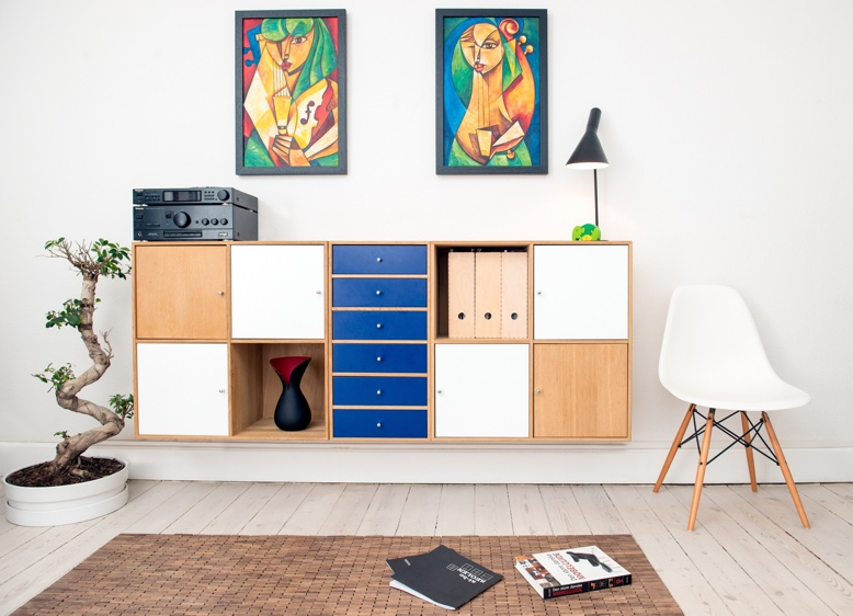design meubelen woonkamer